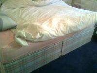 King Size Comfy Mansion House Bed & pocket sprung Rang mattress (princess model)
