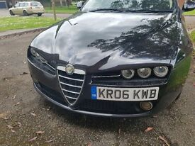 Black alfa romeo for sale