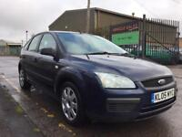 2005 FORD FOCUS 1.6 ONLY 90,000 MILES, NEW MOT NOVEMBER 2018, READY TO GO