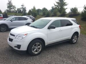 2013 Chevrolet Equinox LS AWD 2.4L - GREAT ON FUEL!
