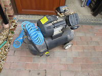 Air Compressor 50LT 3HP V-Twin Direct Drive