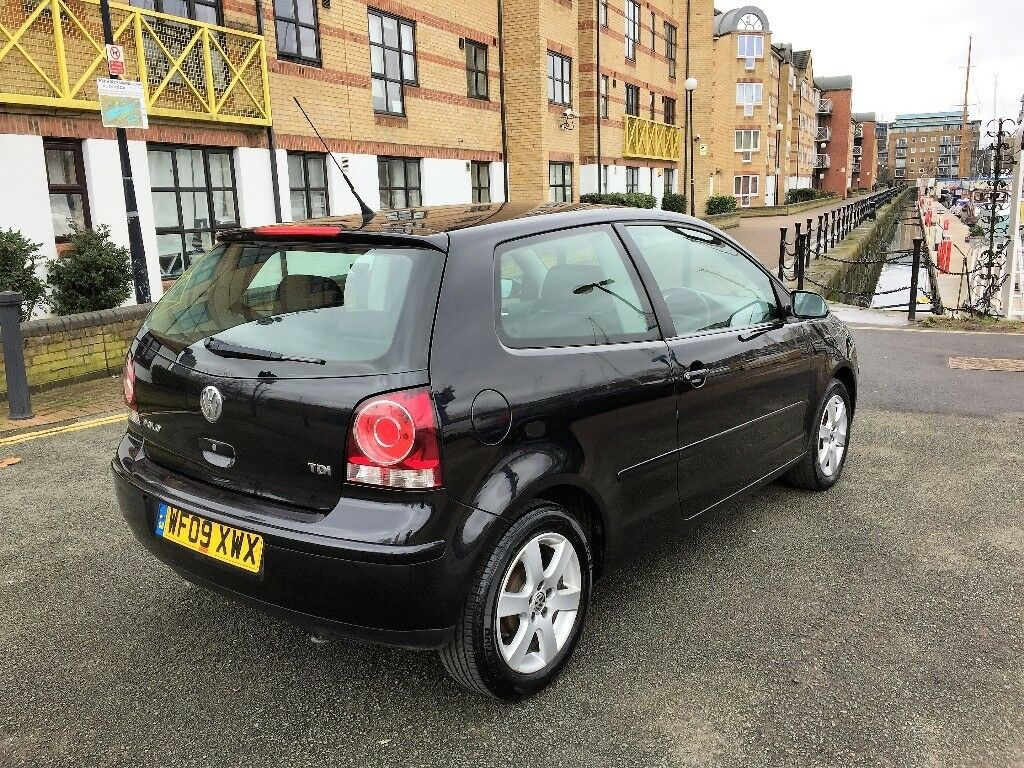 Volkswagen Polo 1 4 Tdi Turbo Diesel Only 30 Pounds Road Tax A Year
