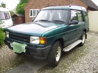Land Rover 300TDI AUTO