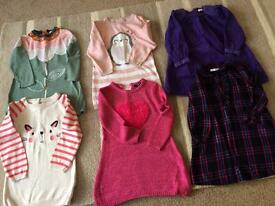 Kids winter clothing bundle girls age 2-3 years