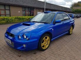 2004 Subaru Impreza WRX (Sti Replica), Hpi Clear, Service History, Lots of Extras inc Prodrive