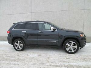 2014 Jeep Grand Cherokee Limited - 8.4 Touchscreen