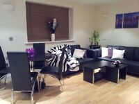 Purpose built contemporary two bedroom flat, in extremely good order and finish