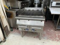 COMMERCIAL CATERING KITCHEN FAST FOOD RESTAURANT PERI PERI CHICKEN GAS GRILL