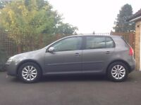 VW GOLF AUTO ONLY 35K MILES FULL HISTORY IN SUPERB CONDITION