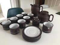 Vintage Hornsea tea set