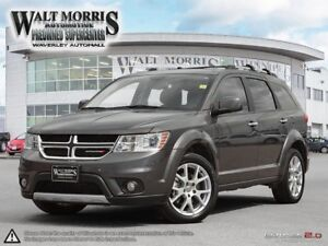 2017 Dodge Journey GT: NO ACCIDENTS, LOCALLY OWNED, ONE OWNER