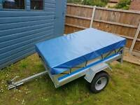 SY150 trailer