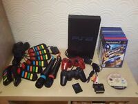 PS2 / Play Station 2 Bundle