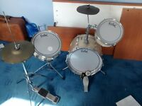 Kestrel Junior sized 3 piece drum kit