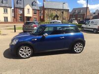 Mini 1.6 First 2012 Low Mileage 12 Months Mot Serviced Cheap Insurance PX Welcome Delivery Available