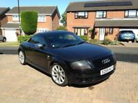 Audi TT Quattro, 1.8 Turbo Engine 225 BHP (very rare)
