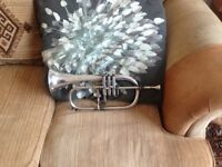 Flugelhorn vintage great player / trumpet