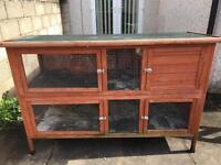 Two tier guinea pig (rabbit) cage