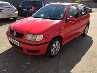 Volkswagen VW Polo 1.4 Automatic - 68,000 mileage, New 12 months MOT