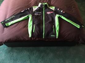 Kawasaki Bournemouth racing jacket