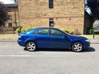 2005 MAZDA6 2.0 - WARRANTED MILEAGE, Petrol, Manual, 5 Doors, BLUE, MOT, Cheap Cars, MAZDA 6