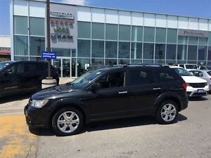 2012 Dodge Journey RT ALL WHEEL DRIVE SUNROOF DVD SNOW TIRES ON