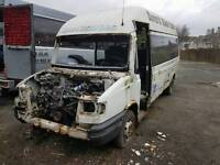 Breaking Ldv convoy transit 2.4 engine available all parts available