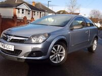2007 Vauxhall Astra Coupe 1.6,Service History,Mot,Low miles,VGC