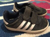 Adidas Gazelles and Nike Blazers Kids Size 6.5 and 7