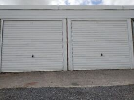 Secure, self storage lock up unit to let / rent 24/h access garage Moston / Failsworth, Manchester