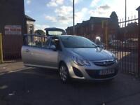 Vauxhall Corsa Exclusiv AC LOW MILES