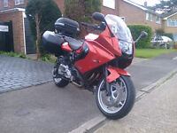 BMW F800GT 4850miles only, 2013/13