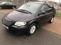 Chrysler voyager LX auto 7seater only £1650