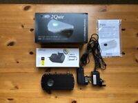 Chord Electronics 2Qute DAC + ifi Audio power supply