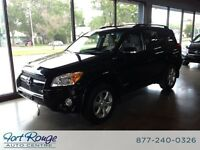 2010 Toyota RAV4 LIMITED V6 AWD - SUNROOF