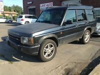2004 Land Rover Discovery SE Prix Liquidation WOW!