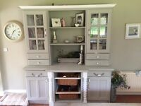 Beautiful country kitchen dresser