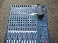 Yamaha MG166C Audio Mixer Rack Mount