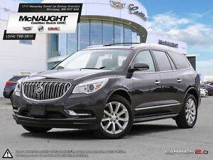 2014 Buick Enclave Heated Leather | Dual Sunroof | Tri-Zone Clim