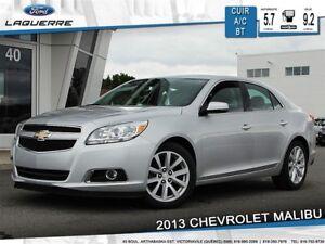 2013 Chevrolet Malibu 2LT**CUIR*BLUETOOTH*CRUISE*A/C*