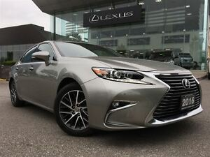 2016 Lexus ES 350 1 Owner Touring Pkg Navi Backup Cam Sunroof