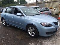 2007 MAZDA3 1.6 TS Hatchback 5dr Petrol Manual 80K GREAT FAMILY CAR*****