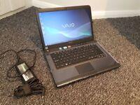 "Sony VAIO VPCCA1S1E 14"" HD Laptop/ Intel Core i5 2.3GHz/ Radeon HD Graphic/ 4GB Memory/ 320GB HDD"