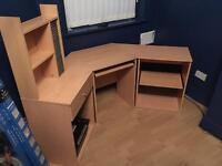 Corner Desk - £25 O.N.O