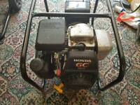 Honda Petrol Generator - Excellent Condition