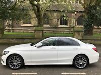 Mercedes-Benz C Class 2.1 C250 CDI BlueTEC AMG Line (Premium) 7G-Tronic Plus 4 Door