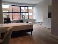 BRAND NEW Studio Apartment - £969 pcm | NO FEES | Furnished and Luxury Design | MK9