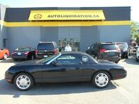 2002 Ford Thunderbird Removable Top Popular