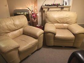 2 armchairs free