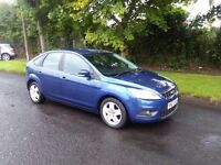 2008 ford focus 1,8 diesel,,,all major credit or debit cards accepted